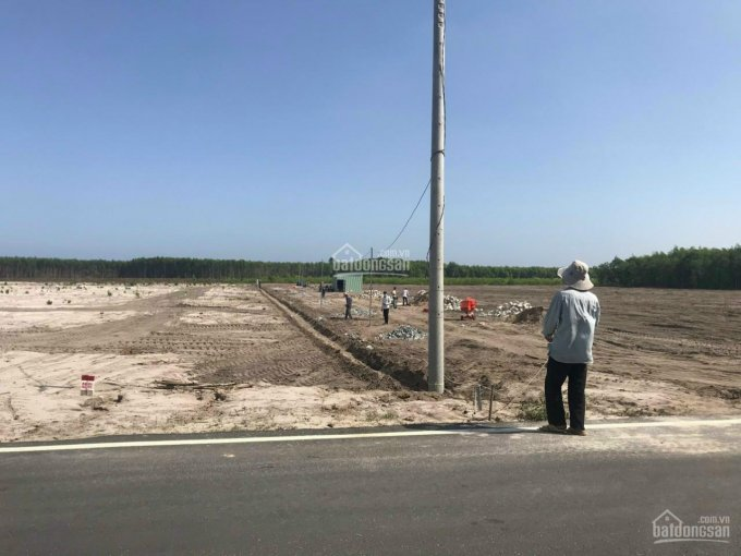 Mở bán đợt 1 khu đất sát sân bay Hồ Tràm giá chỉ 830tr/nền, SHR ảnh 0