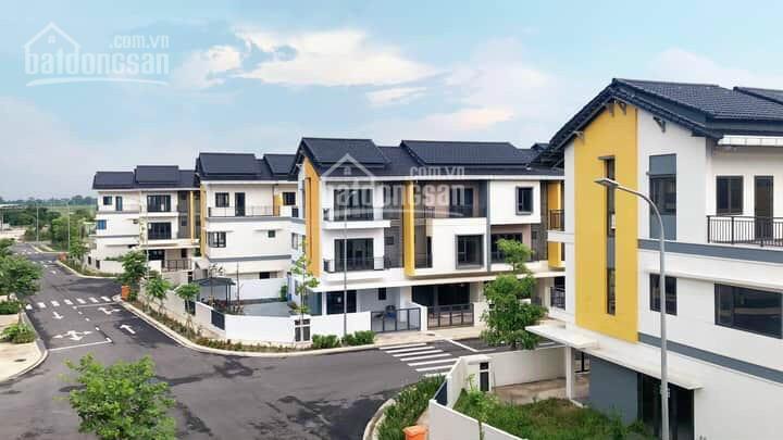 Sở hữu nhà mới xây 3 tầng, 90m2, sổ đỏ, giá chỉ 3,1 tỷ KĐT Belhomes VSIP Bắc Ninh, 0902276818 ảnh 0