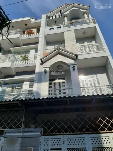 Cho thuê nhà mới ngay công viên đường Phan Huy Ích, P. 12, Gò Vấp 3 lầu ảnh 0