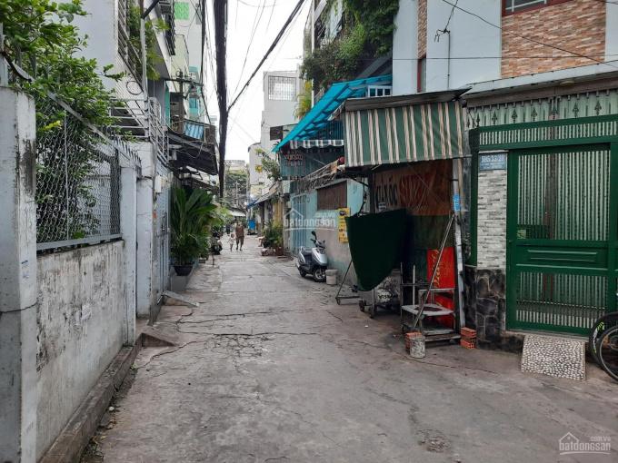 Nhà đúc 3 lầu + ST HXH CMT8, P15, Q10 gần chợ Hòa Hưng. Giá: 4,7 tỷ ảnh 0