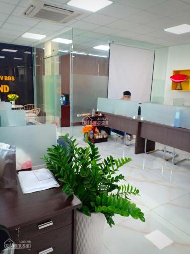 Sàn văn phòng cách Song Hành 50m, view kính 2 mặt tiền. DT 120m2 35tr ảnh 0