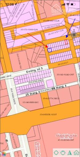 Chủ cần bán gấp 2 lô đất nằm trong dự án Sweet Home Nhơn Trạch, ngay trung tâm huyện Nhơn Trạch ảnh 0