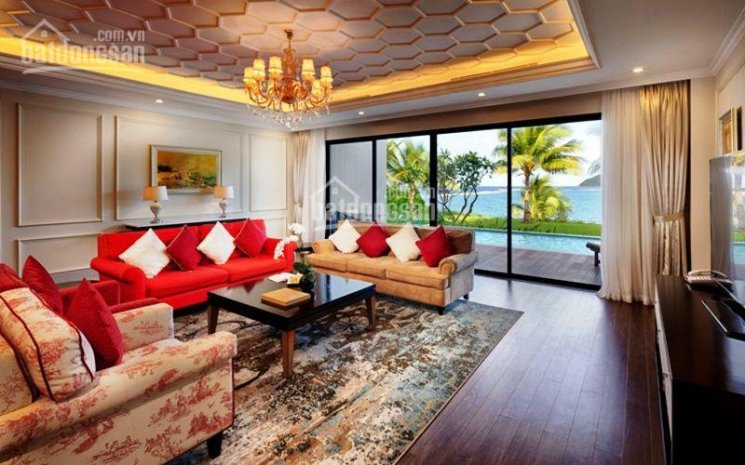 Biệt thự 2 phòng ngủ Golf Land Nha Trang giá chỉ 16,5 tỷ ảnh 0