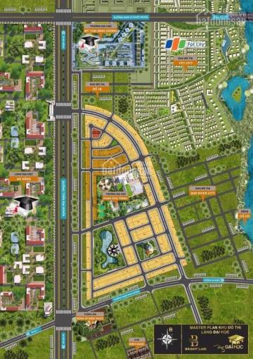 Khu đô thị Số 3 ngay sát FPT sạch đẹp, giá chỉ hơn 12 tr/m2 ảnh 0