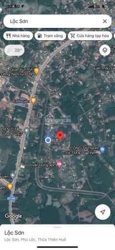 Đất nền ngay ngã ba La Sơn, Phú Lộc giá 5xx tr/lô ảnh 0