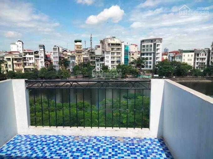 Siêu phẩm mặt Hồ Văn Chương, 30m2 x 5 tầng thang máy chỉ 7,7 tỷ