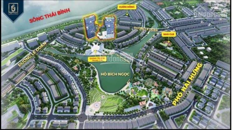 Bán chung cư giá rẻ trong Ecopark - Lighthouse Hải Dương. Ngân hàng hỗ trợ 70% ảnh 0