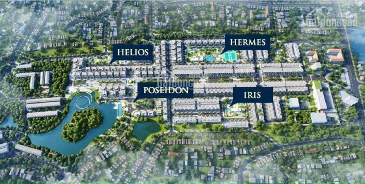 Chỉ từ 26 triệu/m² hỗ trợ 100% GTCH đầu tư chỉ với 200 triệu lô liền kề dự án Crown Villas ảnh 0