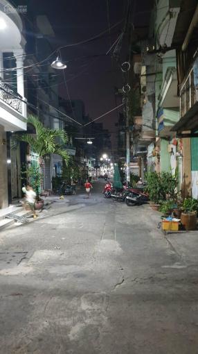 Cần tiền bán gấp nhà HXH đường Minh Phụng, P.2, Quận 11 ảnh 0