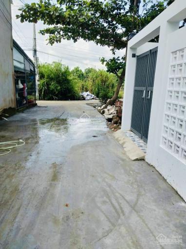 Nền thổ cư sau lưng Cây Gòn - Lộ Ngân Hàng (Trần Nam Phú) rẻ hơn nền lân cận ảnh 0