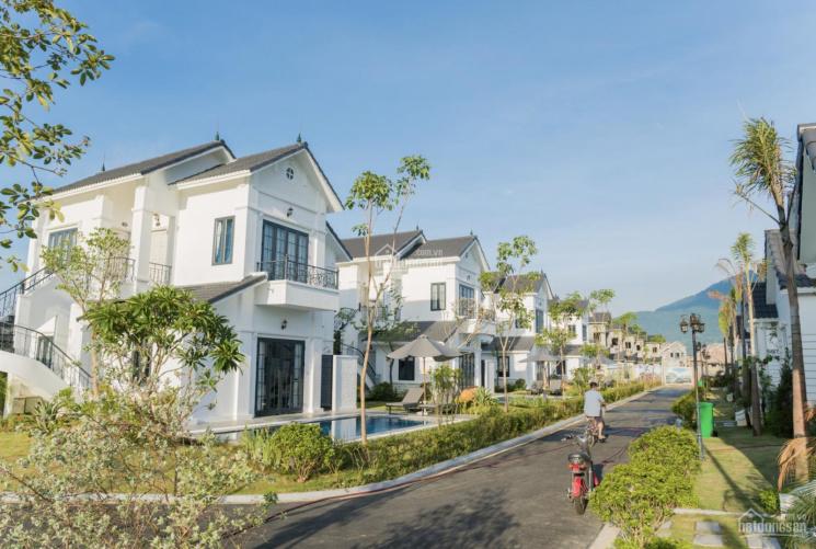 Biệt thự khoáng nóng Vườn Vua Resort BĐS ven đô đẳng cấp quốc tế - 4,2 tỷ/căn full nội thất ảnh 0