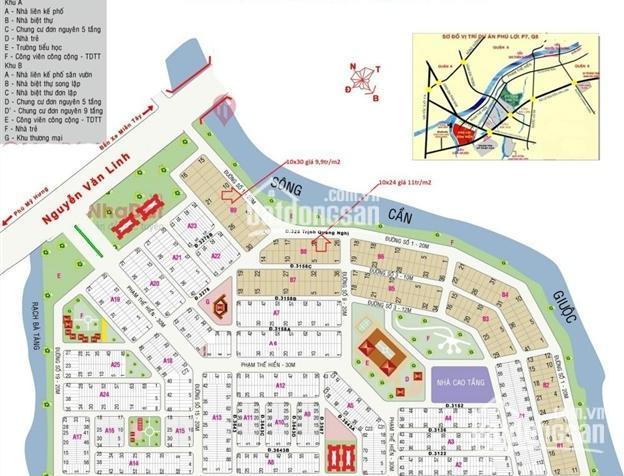 Bán lô đất A15 giá 4 tỷ sở hữu ngay nền đất sổ đỏ 100m2. Nhận ký gửi bán nhanh, LH: 0937456767 ảnh 0