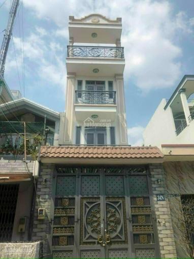 Bán nhà MT đường Vương Văn Huống, P. An Lạc A, 4 x 20m, 3.5 tấm, giá 7,35 tỷ ảnh 0