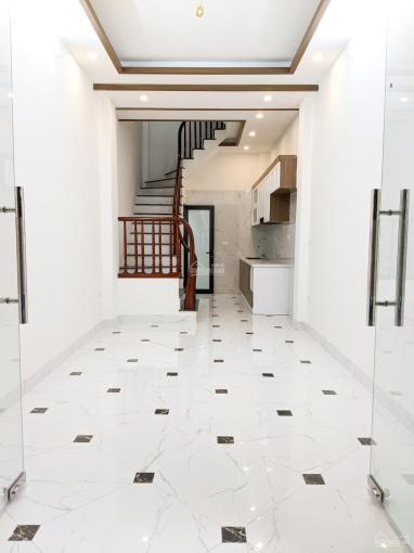 Chính chủ bán nhà riêng ngõ Hòa Bình 7, Minh Khai, Hai Bà Trưng, 35m2, 5 tầng mới, giá 3,45 tỷ ảnh 0