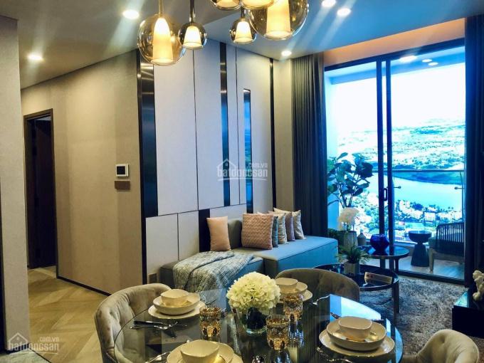 Căn góc tầng cao cực đẹp View thoáng 75.4m2 giá cực tốt trực tiếp CDT tại Thảo Điền Q2 ảnh 0