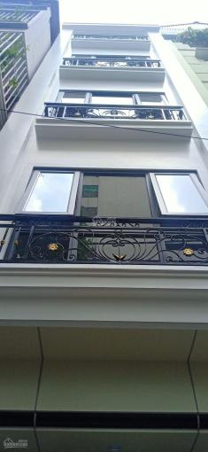 Cho thuê nhà riêng đường Đại La - Nhà 45m2 x 5 tầng, ngõ to, giá 14 tr/th ảnh 0