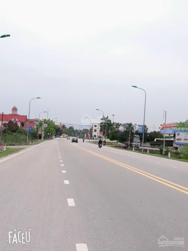 Bán đất kinh doanh mặt đường quốc lộ 48E (Tỉnh lộ 534) - gần bệnh viện Nghi Lộc ảnh 0