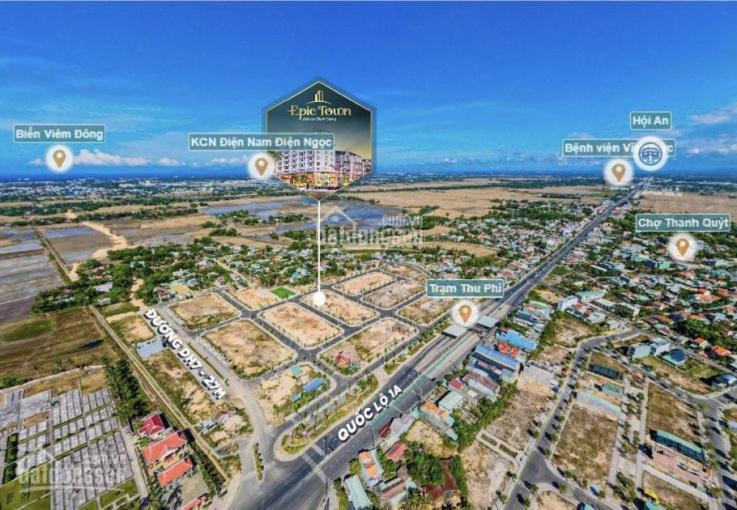 Bán đất nền có sổ Epic Town phía Nam Đà Nẵng - gần chợ - gần trường học - hỗ trợ vay ngân hàng ảnh 0