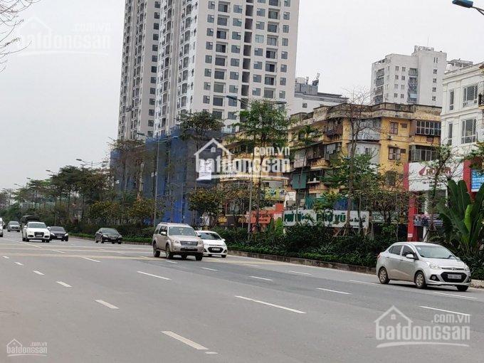 Bán nhà mặt phố 305 Trường Chinh, DT 132m2, mặt tiền 5m, nở hậu, phía sau giáp ngõ ảnh 0