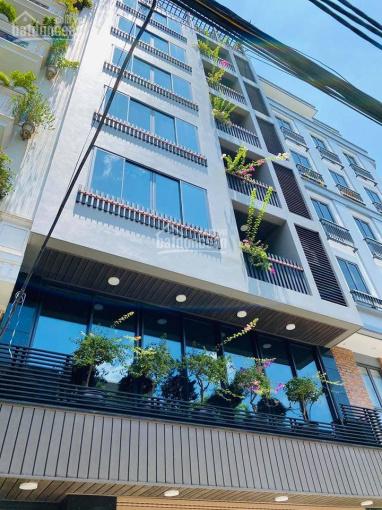 Bán nhà phố Đội cấn -  Ba Đình, thang máy – gara ô tô – KD, DT 66m2 x 6 tầng giá 13.4 tỷ ảnh 0