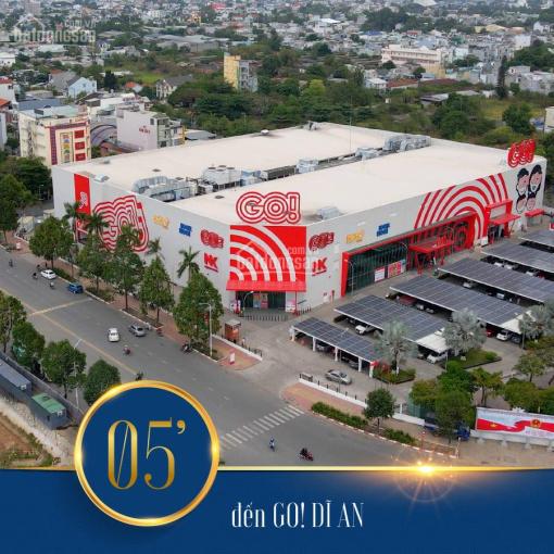 Nhà phố Dĩ An 1 trệt 2 lầu cao cấp, khu dân cư hiện hữu, tiện ích trong tầm tay. LH 0934314364 ảnh 0