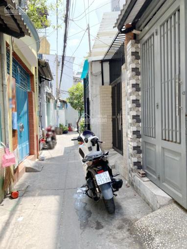 Nhà 3 tầng, có lối THĐD hẻm Võ Trứ thông qua Nguyễn Duy P9 Q8 ảnh 0
