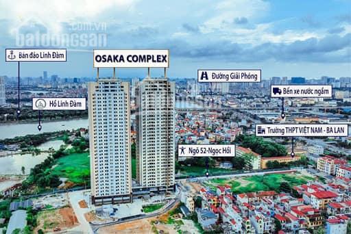 Bán chung cư giá thấp tại Hoàng Liệt - Hoàng Mai ảnh 0