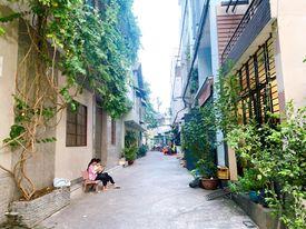 Bán nhà hẻm ô tô đường Huỳnh Thiện Lộc, 4.2mx11.8m, nhà 1 lầu, giá: 5.7 tỷ, P. Hoà Thạnh ảnh 0