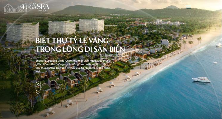 Villa mặt biển Đà Nẵng - Hội An nằm trong quần thể resort 5* chuẩn quốc tế ảnh 0