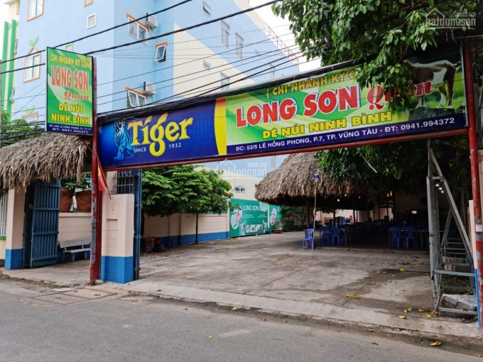 Chính chủ bán đất vip Lê Hồng Phong, trung tâm Tp Vũng Tàu, 677m2, 55.555 tỷ, LH: 0936.777777 ảnh 0