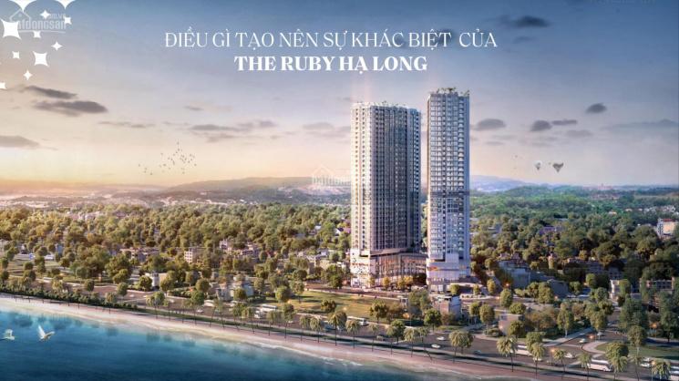 Mở bán tháp B dự án The Ruby Hạ Long, nhận đặt chỗ căn vip đẹp nhất dự án ảnh 0