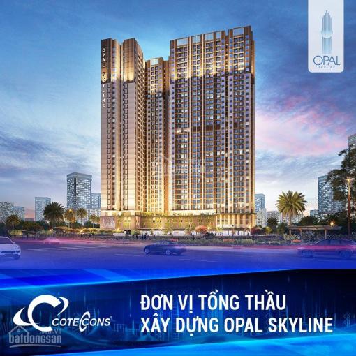 Chỉ với 500 triệu sở hữu căn hộ Opal Skyline Thuận An, Bình Dương - chỉ còn 4 căn - bank hỗ trợ 70% ảnh 0