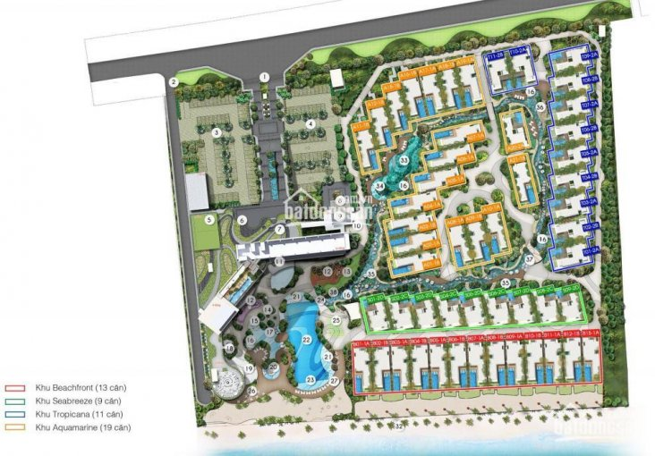 Hot! Biệt thự biển Hồ Tràm Angsana Residences còn duy nhất 1 căn mặt biển, giá 34 tỷ ảnh 0