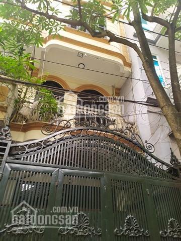 Cho thuê nhà 50m2x4 tầng tại Chùa Láng, ôtô đỗ cửa. 18 triệu/th ảnh 0