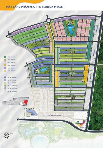 Florida 2 nhà phố 5x20m gần clubhouse giá mua đợt đầu, bán nhanh 3.4 tỷ đối diện công viên ảnh 0
