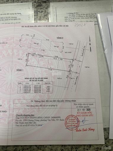 Bán nhà căn hộ dịch vụ Lê Văn Thọ, Gò Vấp, thu nhập từ việc cho thuê hơn 60 triệu ảnh 0