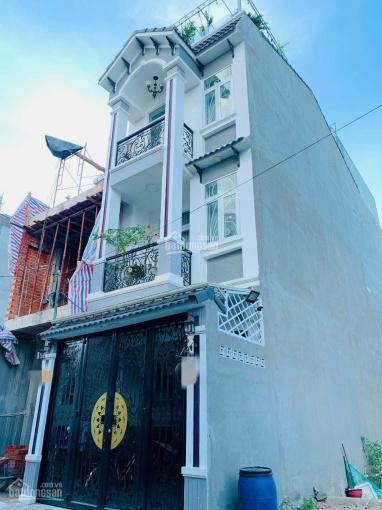 Bán gấp nhà 1T2L có sân thượng, TK hiện đại, HXH 5m, sát Phạm Văn Đồng, Thủ Đức, DTSD 171m2 ảnh 0