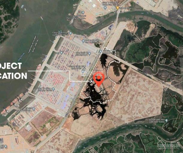 Cần bán 39 hecta đất SKC tại Cảng Cái Mép, thị xã Phú Mỹ ảnh 0