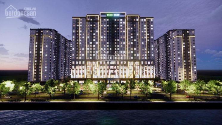 Bán căn thương mại Penthouse 137m2 Green River Q8 giá 3.95 tỷ, bao phí. Đã bàn giao nhà ảnh 0