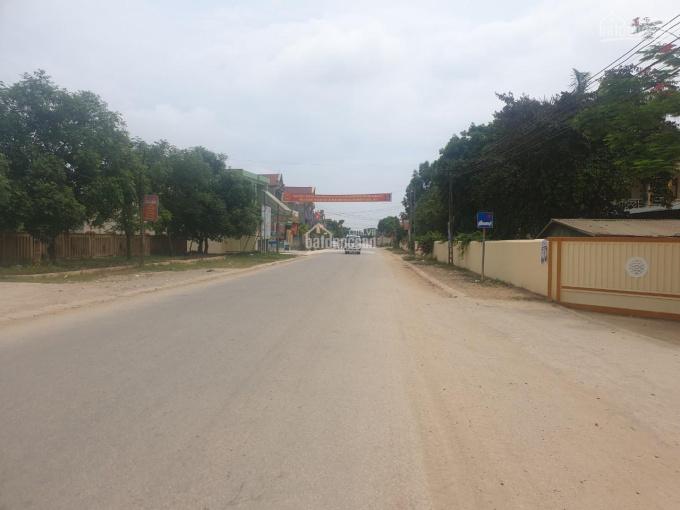 Bán đất nền mặt đường kinh doanh, ngay công sở xã Công Liêm, Nông cống Thanh Hóa - 0986826346 ảnh 0