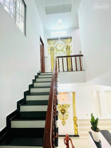 Mặt tiền Phan Huy Chú - ngang: 5m - dài: 13m - DTSD: 135m2 - sổ hồng hoàn công - nhà mới 99% ảnh 0