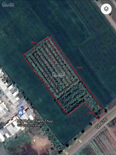 Bán đất mặt tiền Quốc Lộ 61C - Châu Thành A - Hậu Giang ảnh 0