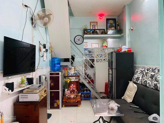 Bán nhà hẻm đường Nguyễn Văn Luông, 1 lầu, 1.85 tỷ ảnh 0