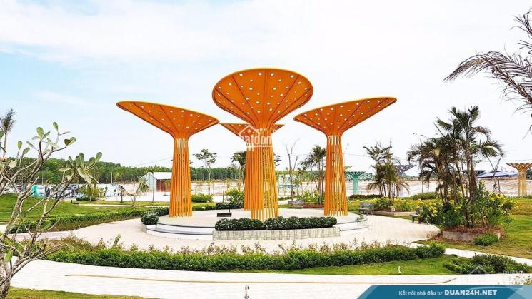 Bán đất nền ngay trung tâm hành chính Bàu Bàng, mặt tiền Quốc Lộ 13, sổ riêng từng nền ảnh 0