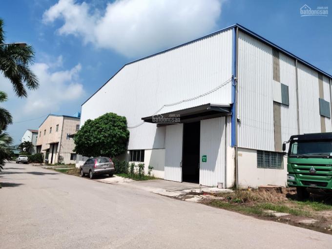 Cho thuê kho xưởng DT 1000m2 1700m2 6000m2 tại KCN Duyên Thái, Thường Tín, Hà Nội. LH: 0926 890 776 ảnh 0