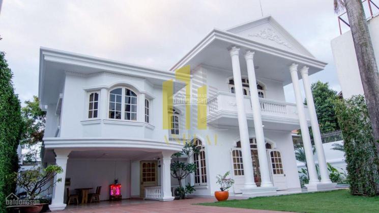 Villa 650m2 sân vườn đường 23 Trần Não - Giá 75 triệu ảnh 0