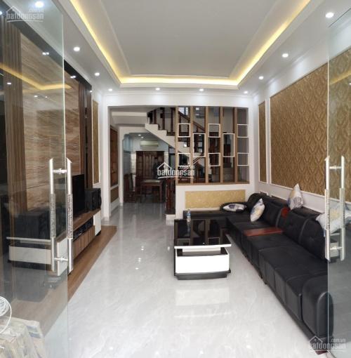 Bán nhà 4 tầng mới cực đẹp tại Gia Thụy, Long Biên, full đồ, ô tô đỗ cửa, 6,3 tỷ ảnh 0