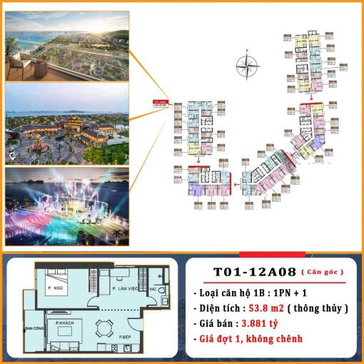 Bán dự án căn hộ chung cư cao cấp mặt biển Bãi Cháy ảnh 0