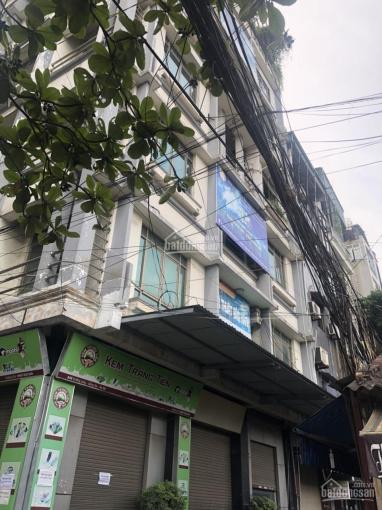 Cho thuê nhà ngõ 7 Thái Hà, dt 40m2x4T, ngõ 4m ảnh 0