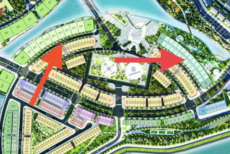 Chủ đầu tư mở bán biệt thự ven hồ Vịnh Ngọc 394m2 view Vịnh Ngọc siêu đẳng cấp, giá chỉ 25,7 tỷ ảnh 0